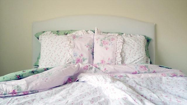 floral bed 1