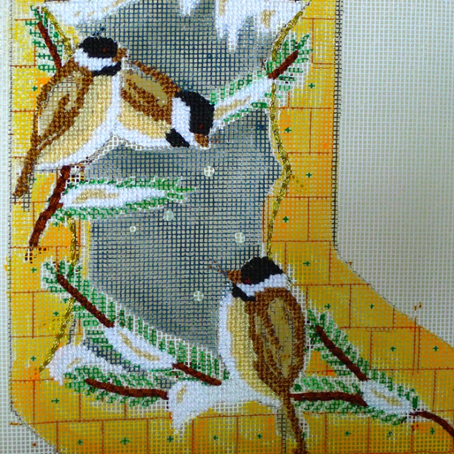 snowybirdstocking2